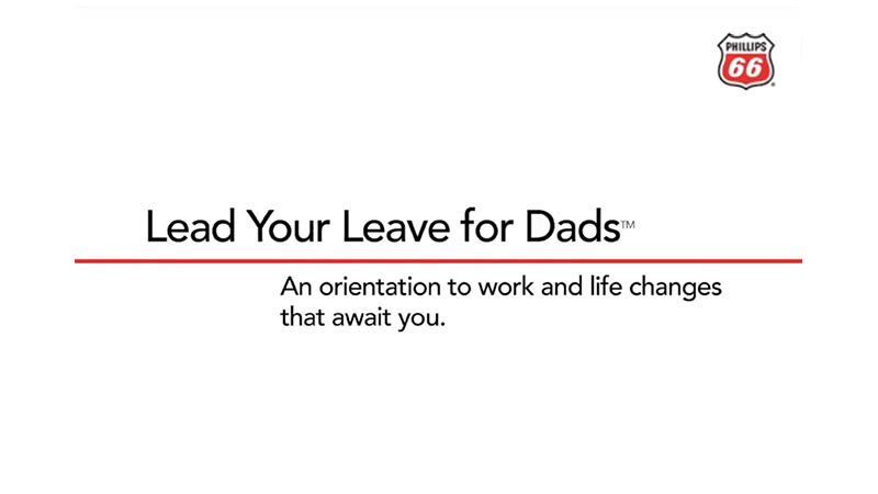 Lead Your Leave for Dads